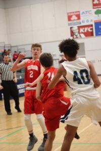 PSMS Basketball vs AMS 12-13-18-24