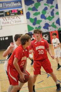 PSMS Basketball vs AMS 12-13-18-26