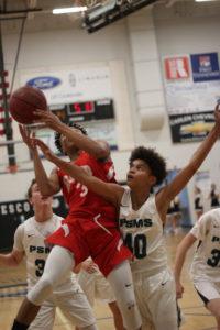 PSMS Basketball vs AMS 12-13-18-28