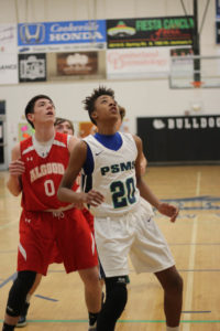 PSMS Basketball vs AMS 12-13-18-31