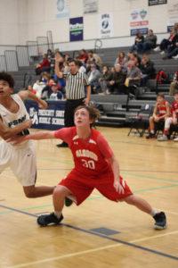 PSMS Basketball vs AMS 12-13-18-38