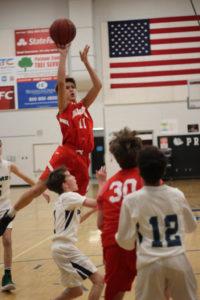 PSMS Basketball vs AMS 12-13-18-40