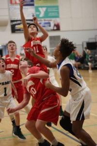 PSMS Basketball vs AMS 12-13-18-42