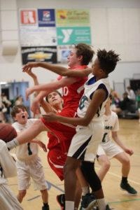 PSMS Basketball vs AMS 12-13-18-43