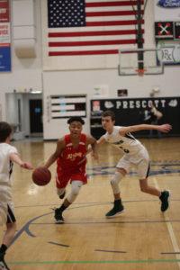 PSMS Basketball vs AMS 12-13-18-45
