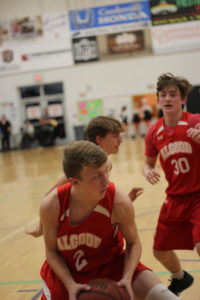 PSMS Basketball vs AMS 12-13-18-8