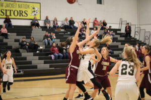 UMS Basketball vs Cannon Co 12-3-18-2
