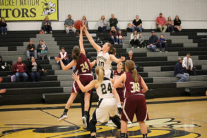 UMS Basketball vs Cannon Co 12-3-18