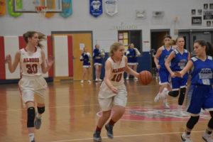 AMS Basketball vs Allardt 1-15-19