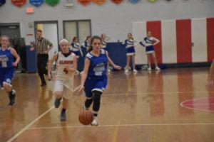 AMS Basketball vs Allardt 1-15-19-31
