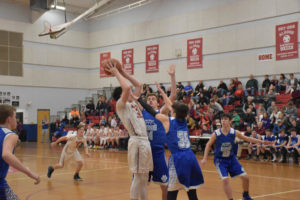 AMS Basketball vs Allardt 1-15-19-36