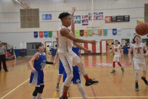 AMS Basketball vs Allardt 1-15-19-39