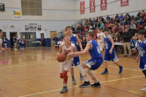 AMS Basketball vs Allardt 1-15-19-40