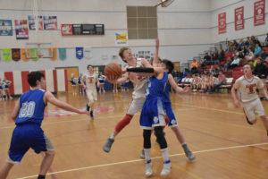 AMS Basketball vs Allardt 1-15-19-45