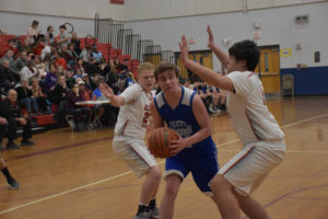 AMS Basketball vs Allardt 1-15-19-62