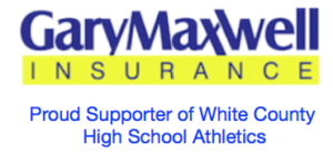 Gary Maxwell Insurance Logo for WHITE Co High School