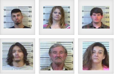 Cumberland County Mugshots 1/16/19   Upper Cumberland Reporter