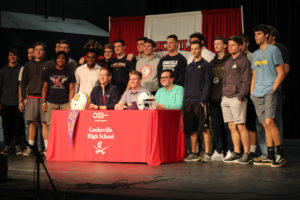 3 Signing CHS 2-5-19