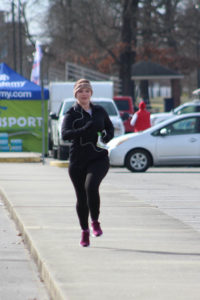 Cookeville Cupid's Chase 5K 2-9-219 by David