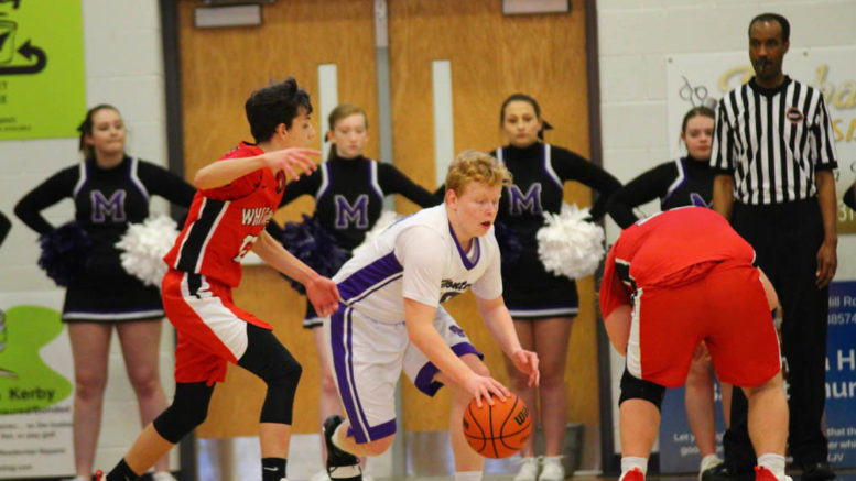 MHS Boys Round 1 Region Bounce the Whitwell Tigers 79 – 46  8f9b876846ce6