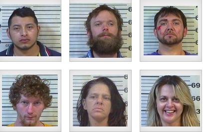 Cumberland County Mugshots 2/12/19   Upper Cumberland Reporter