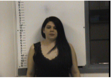 SHOWN, TABATHA MARIE - RESISTING ARREST