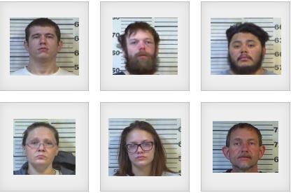 Cumberland County Mugshots 2/28/19 | Upper Cumberland Reporter