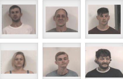 Putnam County Mugshots 3 27 19   Upper Cumberland Reporter