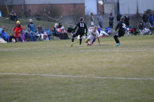 Yellow Jackets Take on the Owls Soccer 3-21-19 by Aspen-30