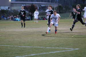 Yellow Jackets Take on the Owls Soccer 3-21-19 by Aspen-43