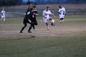 Yellow Jackets Take on the Owls Soccer 3-21-19 by Aspen-46