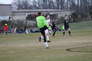 Yellow Jackets Take on the Owls Soccer 3-21-19 by Aspen-5