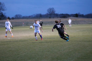 Yellow Jackets Take on the Owls Soccer 3-21-19 by Aspen-52