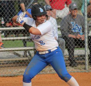 la softball 4-17-19 17