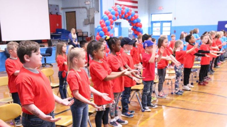 """It's A Hit"""" by Parkview Elementary   Upper Cumberland Reporter"""