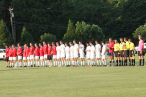 CHS Soccer Comes to an End vs Station Camp 4 - 0 5-22-19-10