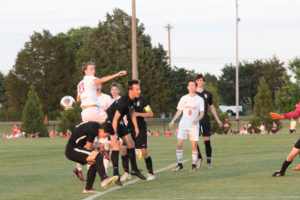 CHS Soccer Comes to an End vs Station Camp 4 - 0 5-22-19-12