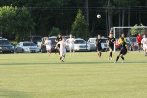 CHS Soccer Comes to an End vs Station Camp 4 - 0 5-22-19-13