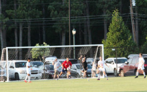 CHS Soccer Comes to an End vs Station Camp 4 - 0 5-22-19-2