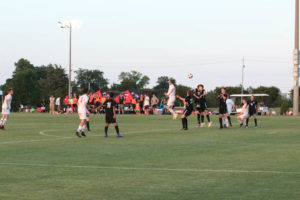 CHS Soccer Comes to an End vs Station Camp 4 - 0 5-22-19-20