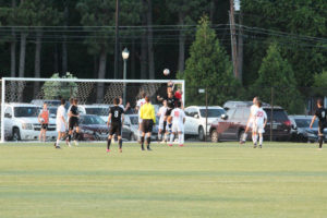 CHS Soccer Comes to an End vs Station Camp 4 - 0 5-22-19-22