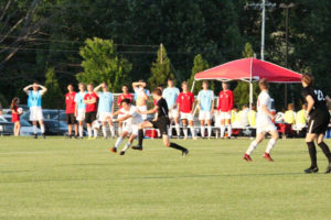 CHS Soccer Comes to an End vs Station Camp 4 - 0 5-22-19-24
