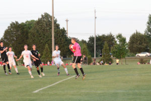 CHS Soccer Comes to an End vs Station Camp 4 - 0 5-22-19-25