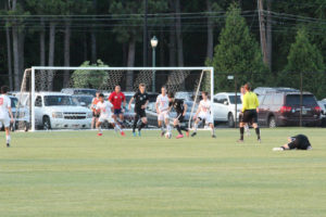 CHS Soccer Comes to an End vs Station Camp 4 - 0 5-22-19-28