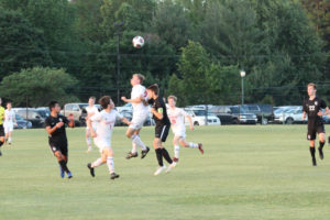 CHS Soccer Comes to an End vs Station Camp 4 - 0 5-22-19-33