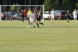 CHS Soccer Comes to an End vs Station Camp 4 - 0 5-22-19-35