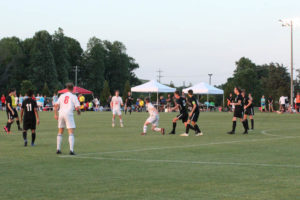 CHS Soccer Comes to an End vs Station Camp 4 - 0 5-22-19-36