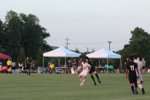 CHS Soccer Comes to an End vs Station Camp 4 - 0 5-22-19-37