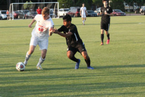CHS Soccer Comes to an End vs Station Camp 4 - 0 5-22-19-39