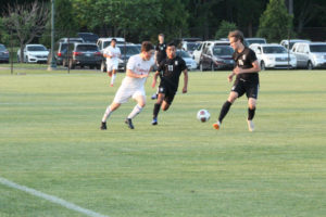 CHS Soccer Comes to an End vs Station Camp 4 - 0 5-22-19-4